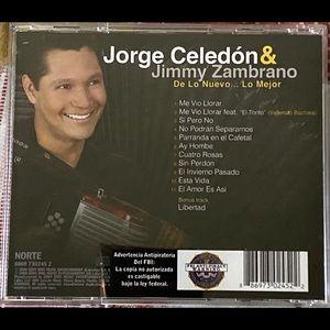 sony Other - De lo Nuevo..  by Jorge Celedon & Jimmy Zambrano